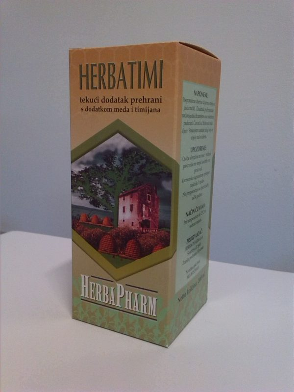 Herbatimi sirup