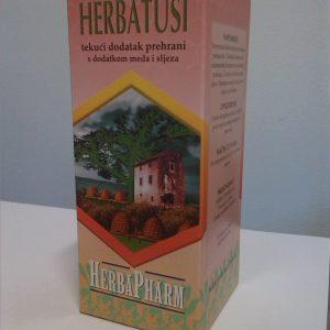 Herbatusi sirup