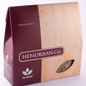 Hemorsan čaj