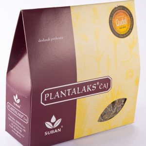 Plantalaks čaj